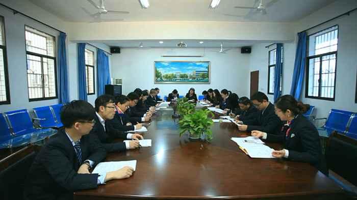 湘潭市教育系统芙蓉标兵岗——益智中学数学教研组