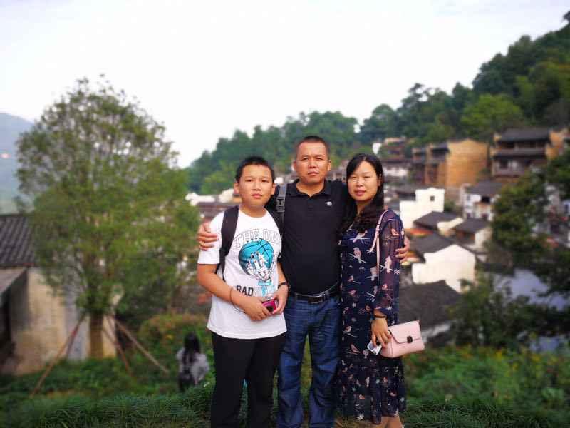 湘潭市教育系统文明(廉洁)家庭--益智中学李文芳家庭