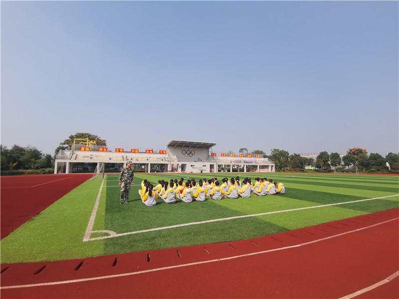 20201013【德育活动&校园动态】益智中学2020年综合实践活动开营了!